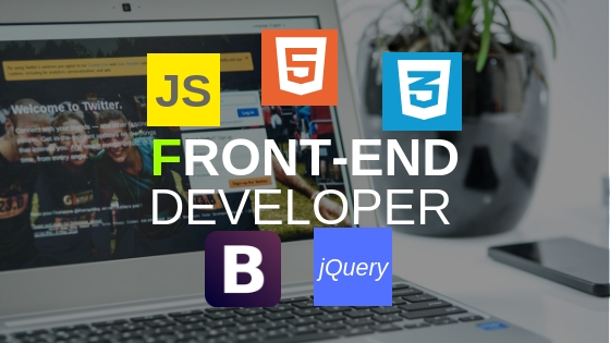 how to become front end developer