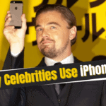 why celebrities use iphone