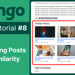 django blog tutorial retrieving posts by similarity django 8